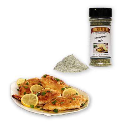 Dry Rub Lemonyest Seafood & Chicken - Ground