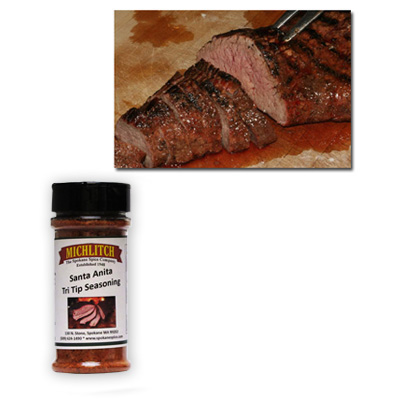 Santa Anita Tri-Tip Seasoning - Ground