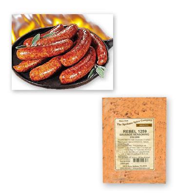 Breakfast Sausage Rebel 1259 - Ground
