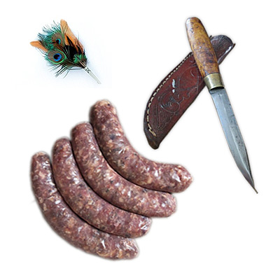 Hunter's Sausage Seasoning Fresh - Ground
