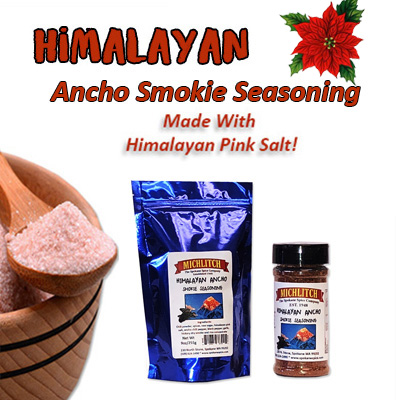 Himalayan Ancho Smokie Seasoning - Ground