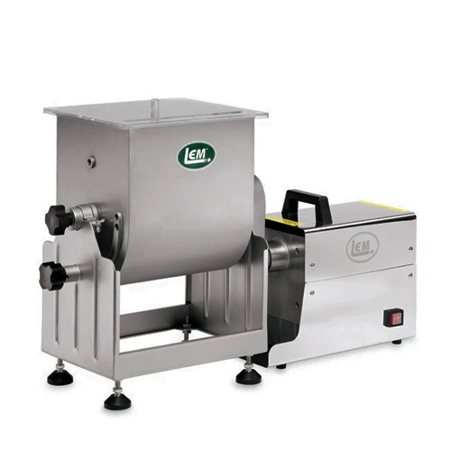 25# Stainless Steel Tilting Meat Mixer