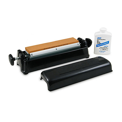 SHARPENING STONE SET  Pro 3-Way