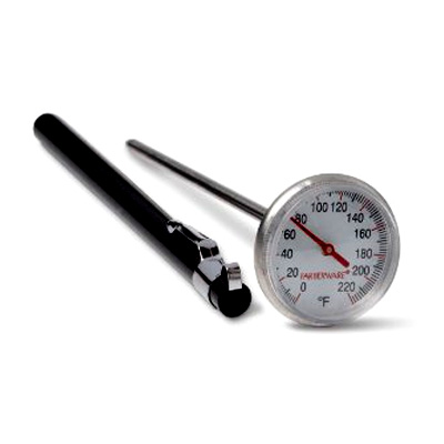 THERMOMETER  POCKET LARGE DIAL