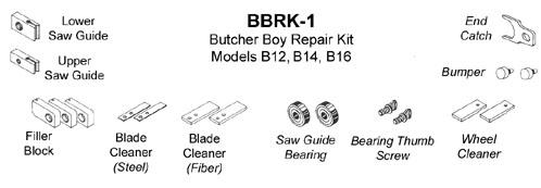 REPAIR KIT BUTCHER BOY BBRK-1