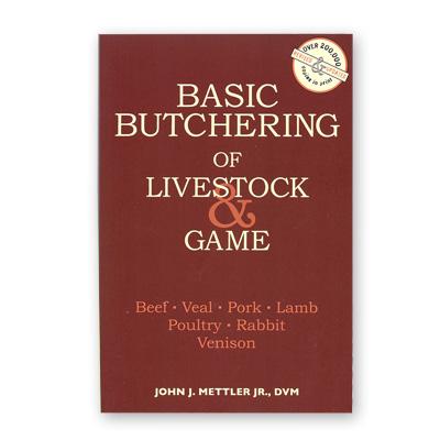 Book-Basic Butchering