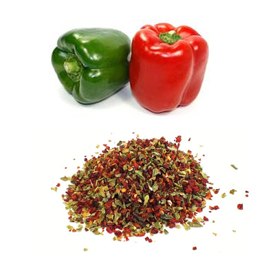 Bell Peppers - Dehydrated