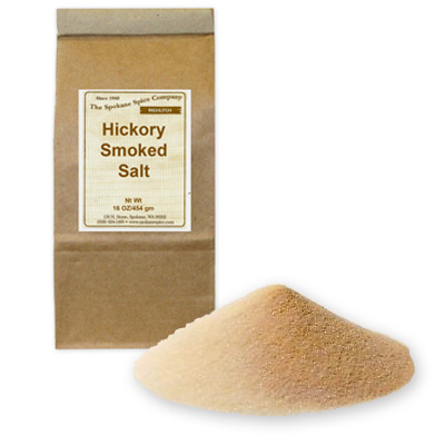 Salt - Hickory Smoked - Ground