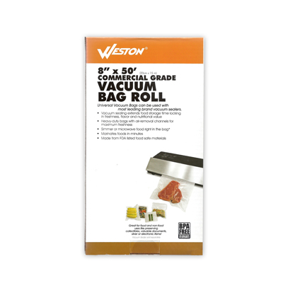 Vacuum Bag (Roll / 8