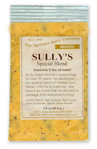 Breakfast Sausage-Sully's Special Blend for 5#